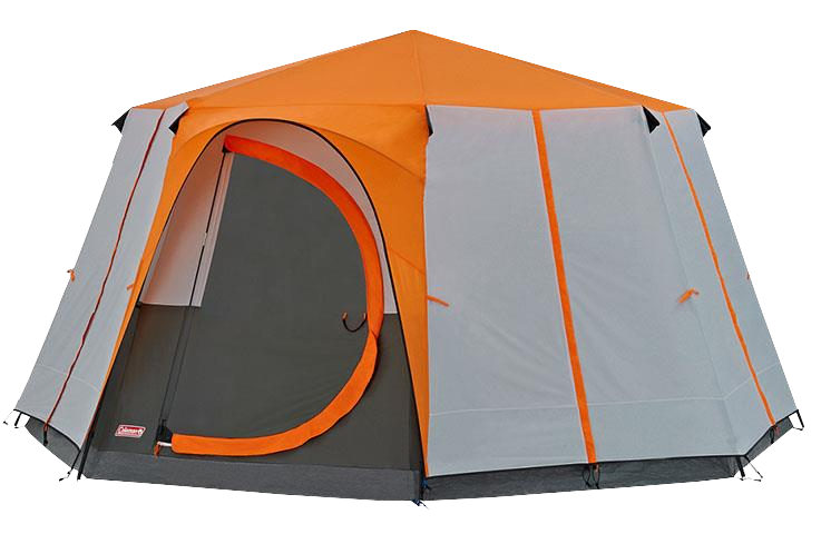 COLEMAN TENT 8 MAN WITH FULL RAINFLY OCTAGON 98  sc 1 st  DuneSeven & Coleman Tents u0026 Shelters : COLEMAN TENT 8 MAN WITH FULL RAINFLY ...