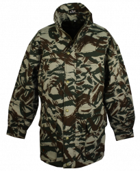Xplore Bush Jacket Camo