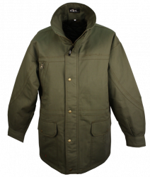 Xplore Bush Jacket Olive Green